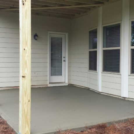 best patio repair contractors covington, la La ross and son concrete construction