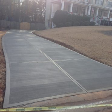 cement driveway replacemnt covington, la La ross and son concrete construction
