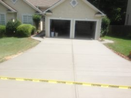 Pros and Cons of Concrete driveways