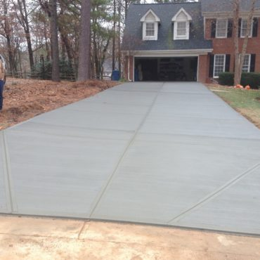 driveway rcovington, la La ross and son concrete construction