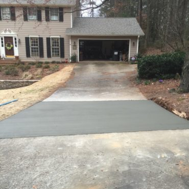 driveway repair covington, la La ross and son concrete construction