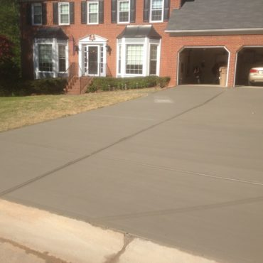 driveway replacemnt covington, la La ross and son concrete construction